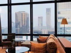 北京朝阳建外大街国贸 银泰  嘉里 顶层豪宅 北京式公寓顶配 出租房源真实图片