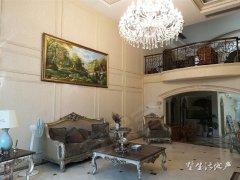 北京顺义中央别墅区莱蒙湖~ 诚意出租,家具齐全,可看房,拎包住,位置好出租房源真实图片