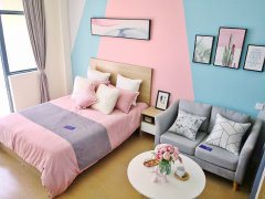 綠地新都會附近精美單間出租 房間漂亮 現代裝修風格 獨具一格