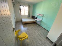 北京海淀上庄大牛坊 清泽园两家共用一个卫生间次卧 随时看房 出租房源真实图片