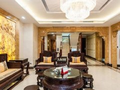 北京海淀香山香山国际高尔夫旁 自在香山别墅 可宴请 豪华装修 随时看房出租房源真实图片