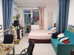 北京海淀万泉河北大 芙蓉里西区 精装两居室 临近101北大出租房源真实图片