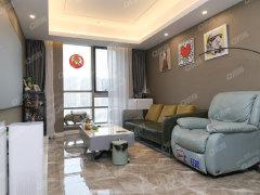 南京建邺奥南升龙汇金中心 2室1厅1卫 4500元月 电梯房 精装修出租房源真实图片
