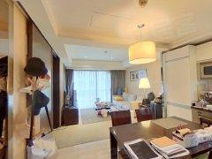 北京海淀苏州街中关村 苏州街 远中悦莱 西屋国际 大河庄苑正规一居室有燃气出租房源真实图片