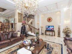北京顺义中央别墅区莱蒙湖 独栋别墅 一层老人房 家私齐全 有新风 全房地暖出租房源真实图片