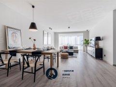 北京朝阳朝外大街(大大大三居)开放式厨房 知名设计家 全屋翻新 南北通透出租房源真实图片