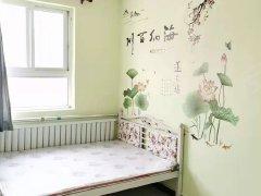 北京昌平回龙观龙锦苑东三区 2室1厅1卫 主卧 南北出租房源真实图片