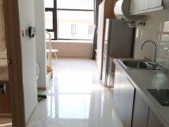 北京门头沟永定西长安壹号复试精装一居室,家具家电齐全可随时看房。出租房源真实图片