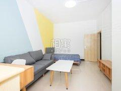 北京海淀北京大学蔚秀园精装两居室 可长租三年 看房随时能长租出租房源真实图片