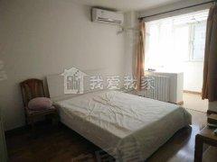 北京朝阳朝外大街朝阳门地铁站附近好房 工体西南角 两居室 家具齐全出租房源真实图片