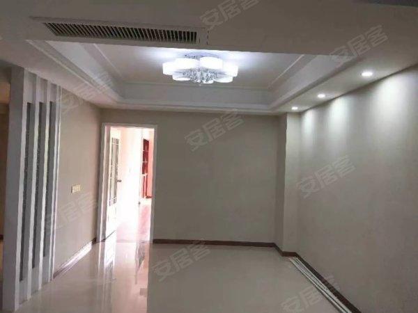 中信白云93平实用115平送大露台带中央空调全新婚装二手房