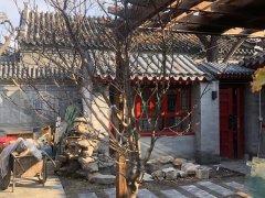 北京东城北新桥北新桥 府学片区 新装修好的四合院350平米 月租6万出租房源真实图片