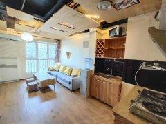 北京朝阳常营定福庄六号线黄渠站精装修一居室随时看房入住出租房源真实图片