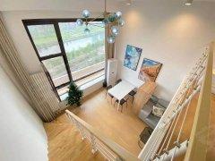 北京通州北关六号线保利大都会A1精装一居室复式图片拎包住万达光大出租房源真实图片
