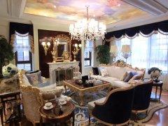 北京顺义中央别墅区首租,C户型,一层双卧室,套房设计出租房源真实图片