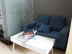 精装修青年公寓,各种房型可选择,新家私家电,独厨独卫,可短租