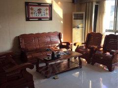 江南黄家名典园林式大小区豪华装修3房出租