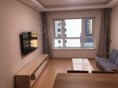 万科春河里 整租 2室1厅1卫 84平米,新房出租。家电全