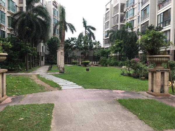 棕榈假日户型图实景图片
