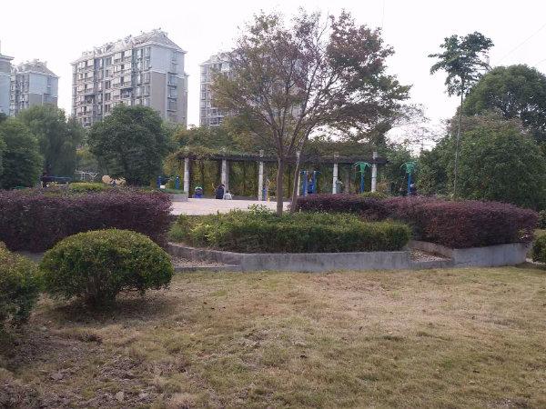 美林小城户型图实景图片