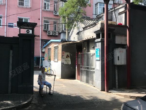 骑河楼大街16号院户型图实景图片