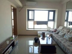 恒大城公寓,一室一厅一卫,精装,70平,月租1700元