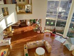 新出豪华装修  挑空独栋  可居家 可办公  随时入住