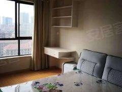 万达旁九悦廷精装公寓,家具家电齐全,只等爱美的您来入住!