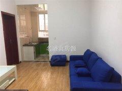 王河三号小区,精装修巴适二楼一室,家具家电齐全,拎包入住。