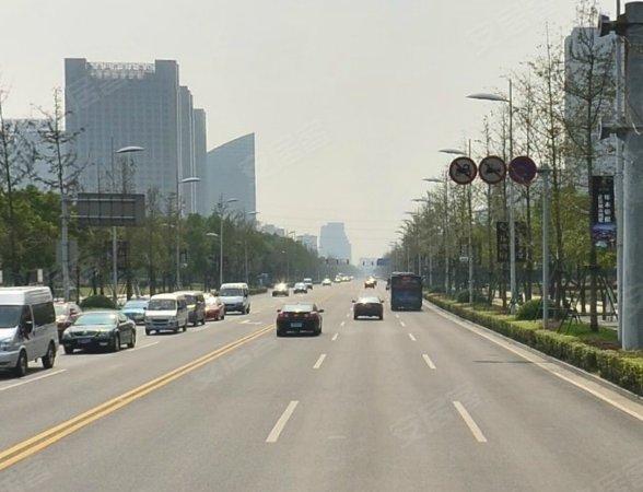永利中央公馆户型图实景图片