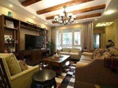 龙湖独栋家具家电全齐全房地暖一层两个卧室有车位