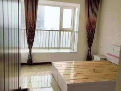 新小区德源绿洲温馨两室电梯房新房出租 家具齐全仅1.2