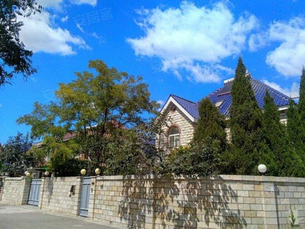 王府花园户型图实景图片