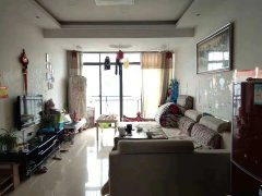 韶山中路上,桔园小区,山水花都,大三房,居家陪读的好房子!