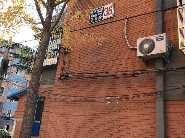 华严北里9号院户型图实景图片