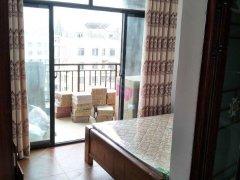 幸福时光新出一房,干净舒适,有阳台,房东包物业,拎包入住!!