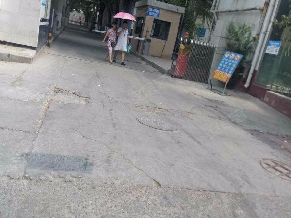 陕棉八厂北生活区(北区)户型图实景图片