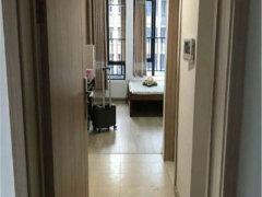 小市清远西出口时代花城 精装单身公寓 家私家电齐全 拎包入住