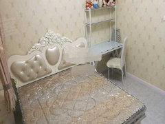 奥园国际 精装1室 家电家具齐全 包取暖物业  1200月