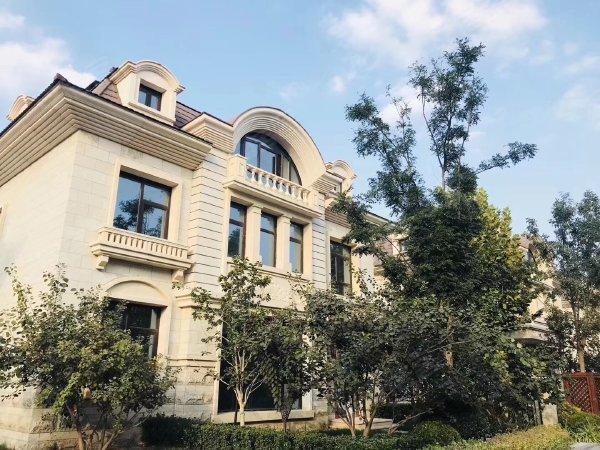 K2十里春风(别墅)户型图实景图片