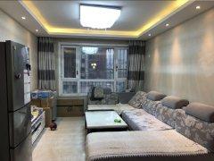 真实急租新市区北京路嘉德园82平两室精装带家具家电1750元