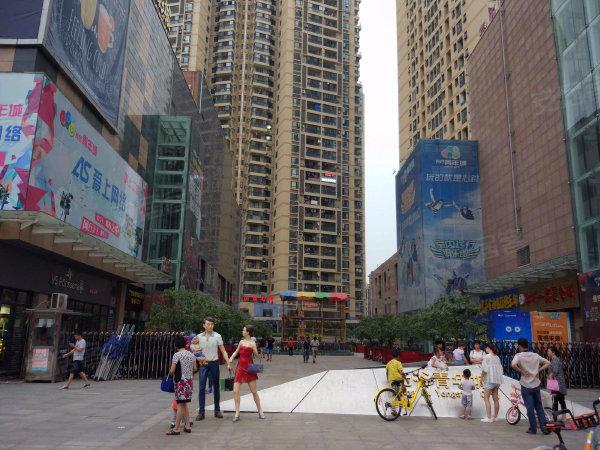 光谷青年城户型图实景图片