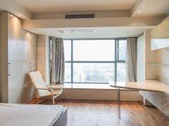 SOHO现代城光华新居国贸华贸中心旁蓝堡公寓正规一居