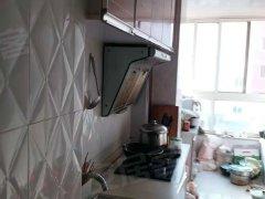 昌鸿B区向阳2卧室3楼,家具家电全,拎包入住月租1400元