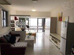 白领单身公寓 品质小区 家私齐全 拎包入住