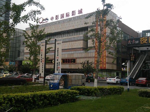 绿地21城滨江汇户型图实景图片