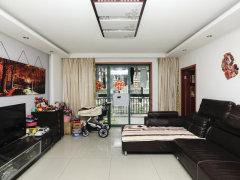 温馨舒适 精装卧室 集体供暖 百子湾家园