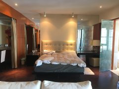 业主急租6300每月精装修配套齐全大单身公寓,海峡国际二期