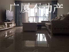 万达华府 住宅区 精装两房 家具家电齐全 采光好 水电便宜