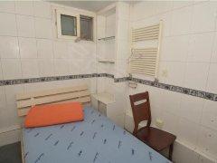 富瑞苑公寓中装合租卧室,路过别错过性价比高